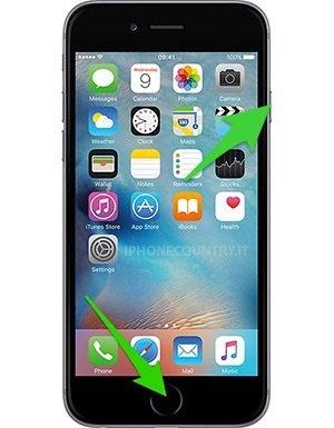 Modalita DFU iPhone