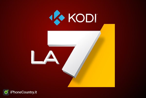 Rivedi La 7 Add-on Kodi