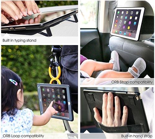 rooCASE iPad