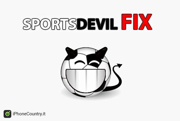 SportsDevil Fix