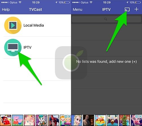 Top Five Chromecast 2 App Iptv - Circus