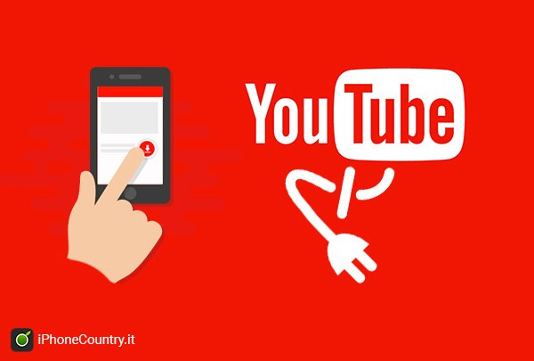 YouTube Offline su iPhone