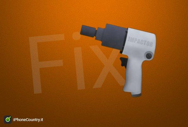 Cydia Impactor fix