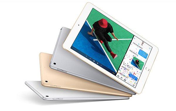 Design del nuovo iPad