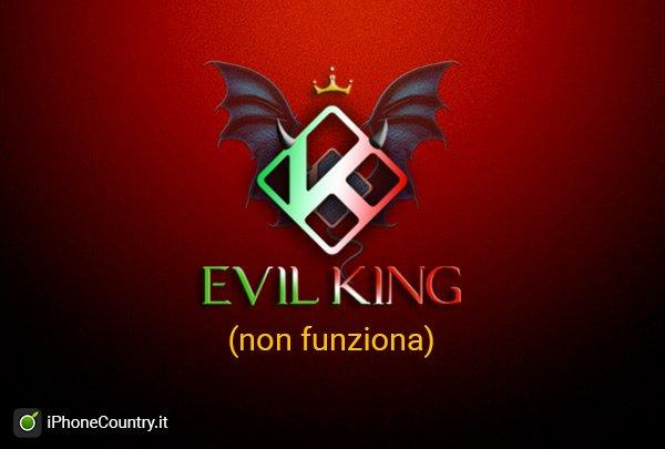 Evil King non funziona