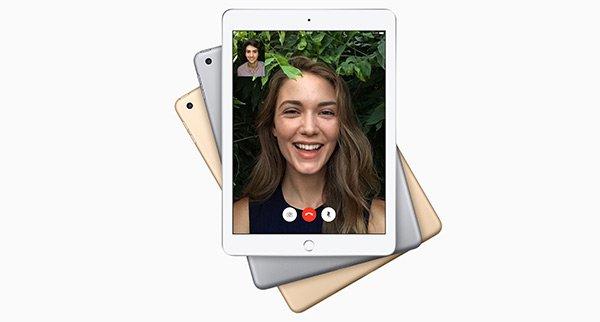 Fotocamera nuovo iPad