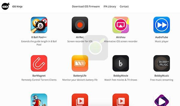 iOS Ninja IPA