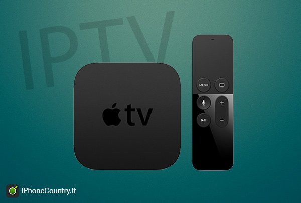 iptv su apple tv