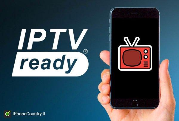 IPTV iPhone Guida