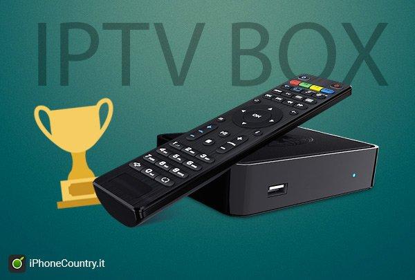Migliori IPTV Box