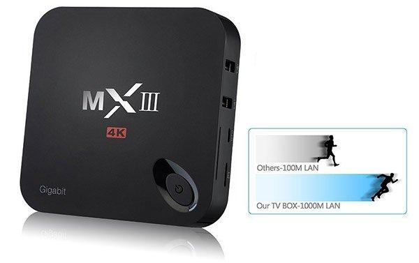 TV box MX4 4K