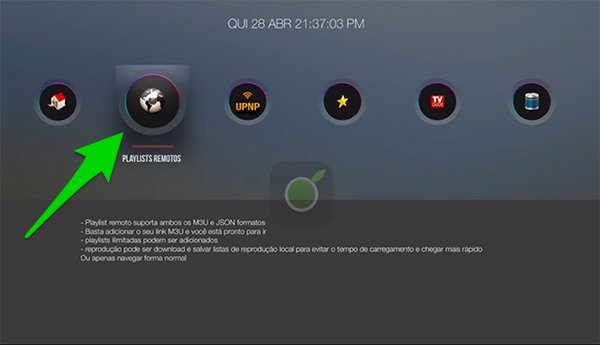Playlist Remote su Apple TV