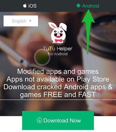 TuTuApp per Android