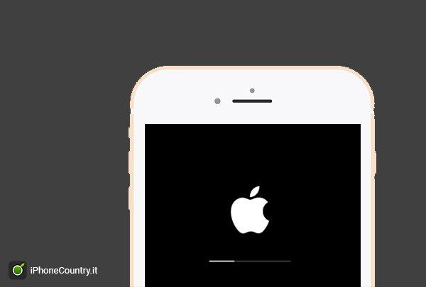 Inizializzare iPhone 7