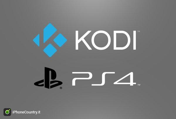 Kodi PS4