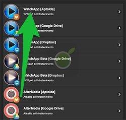 Lista Watchapp Apk