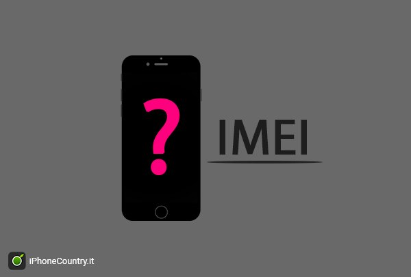 Trovare IMEI iPhone e iPad rubato