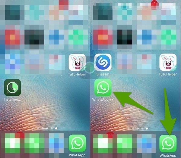 Installazione di WhatsApp 2