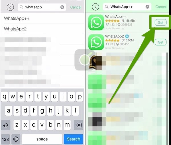 WhatsApp2 su TuTu Helper