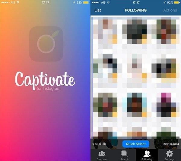 Captivate App