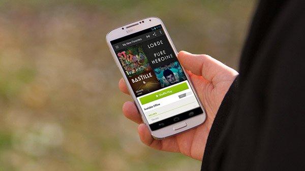 Spotify Gratis per Android