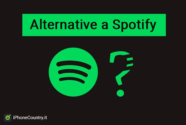 Alternative a Spotify