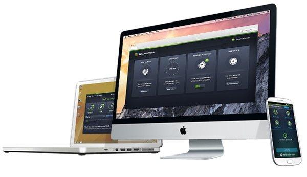 AVG Antivirus per Mac