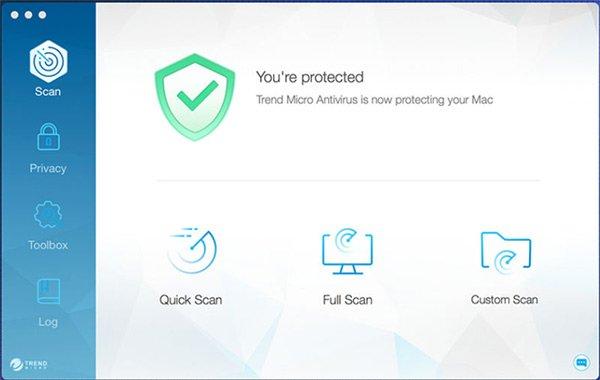 Trend Micro Antivirus per Mac