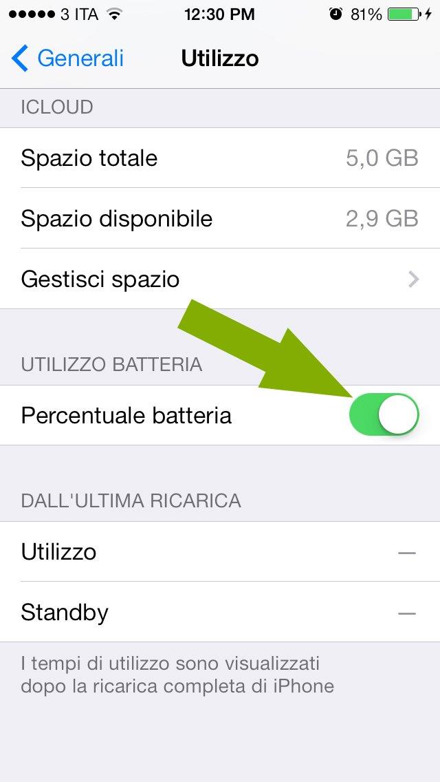 attivare-percentuale-iphone