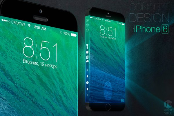 concept iphone 6 con 3 display