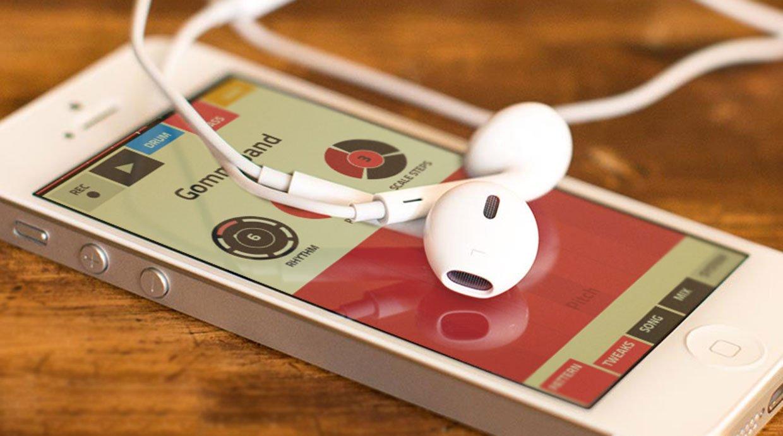 Figure App musicale