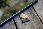 Inserire sim iphone