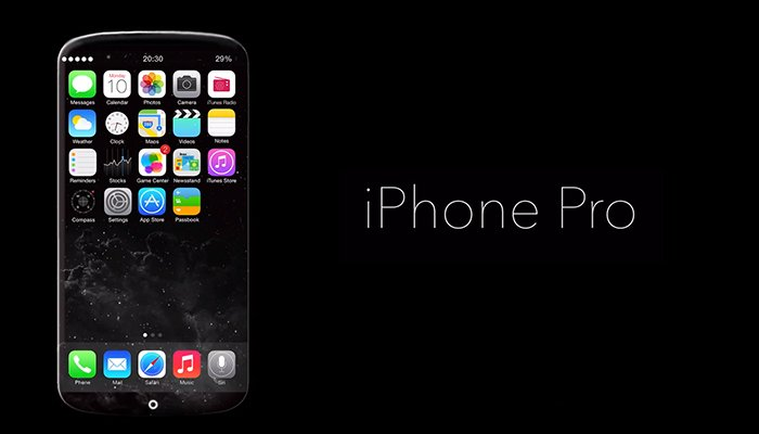 concept futuristico iphone 6 pro