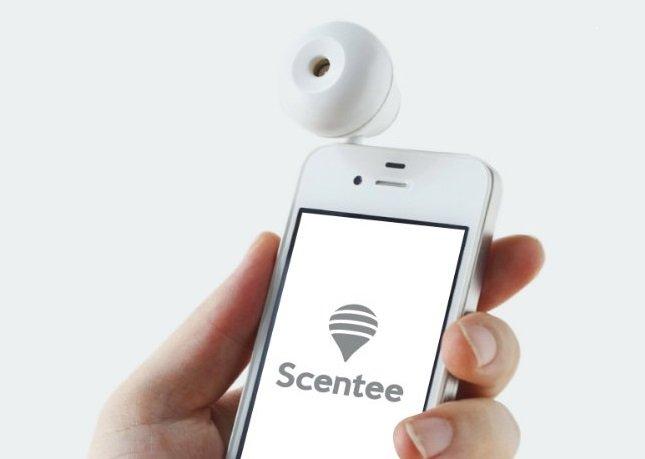 Gli odori arrivano su iPhone