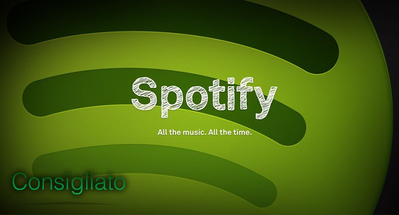 spotify gratis su iphone